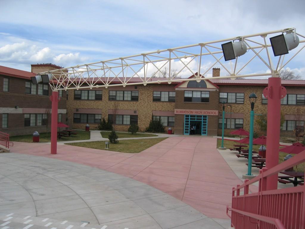 Robertson High School
